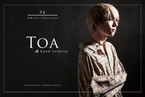 【グラビア】P2 Toa