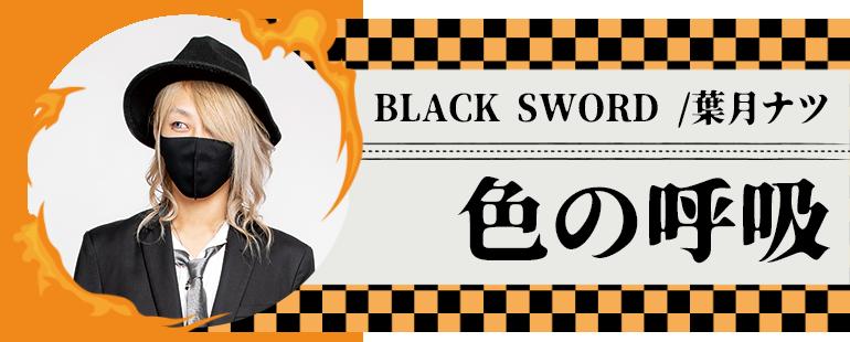 BLACK SWORD /葉月ナツ
